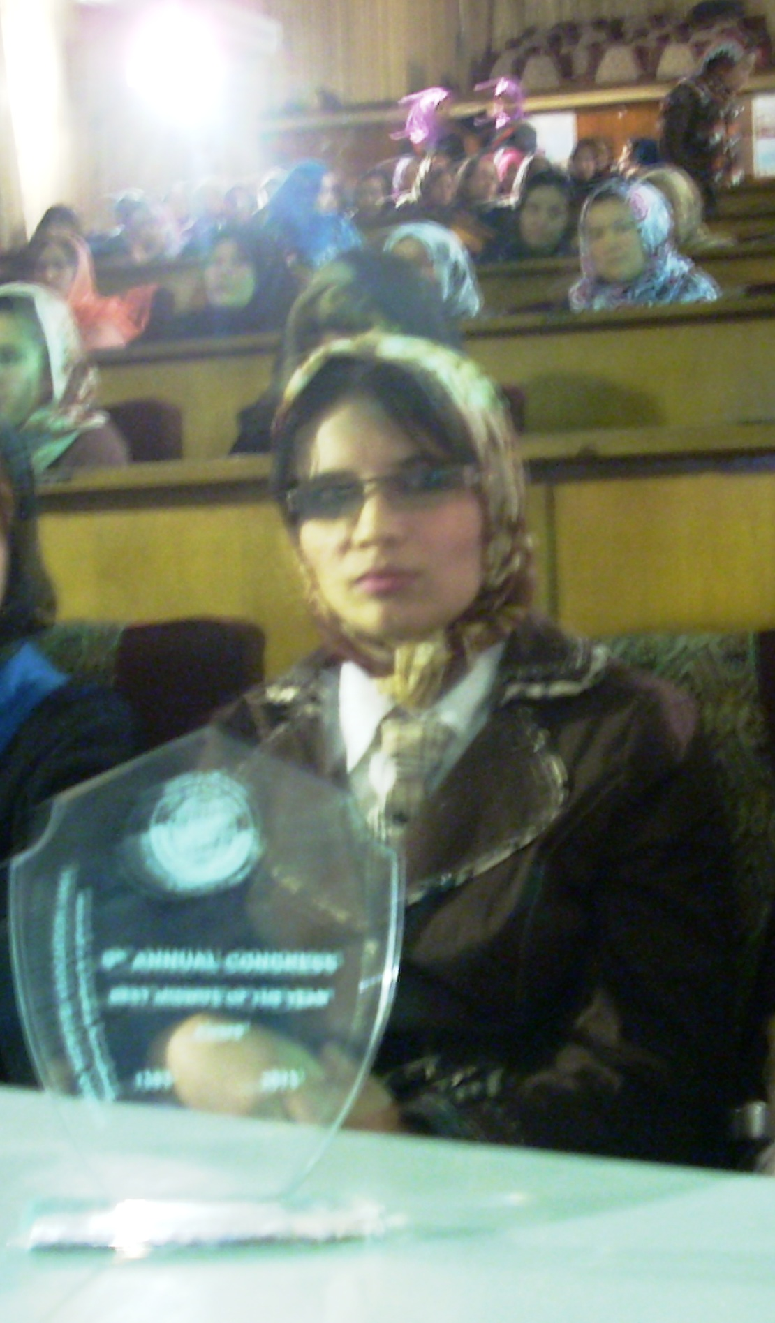 Humaira-Midwife of the Year