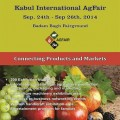 Kabul International Agfair