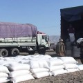 food distribution in ghor