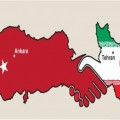 Iran and turky