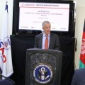 Mr. William Hammink - USAID Mission Director in Afghanistan