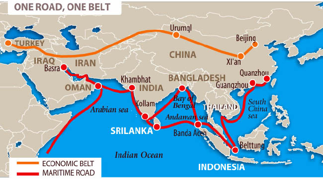 one-road-one-belt