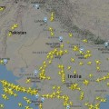 pakistan air space